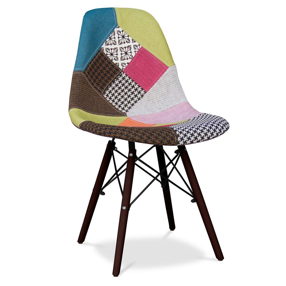 skandinavisches design stuhl cv20 kunstleder. Black Bedroom Furniture Sets. Home Design Ideas