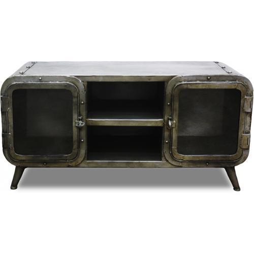 industrial stil recyceltes holz fernsehm bel jason. Black Bedroom Furniture Sets. Home Design Ideas