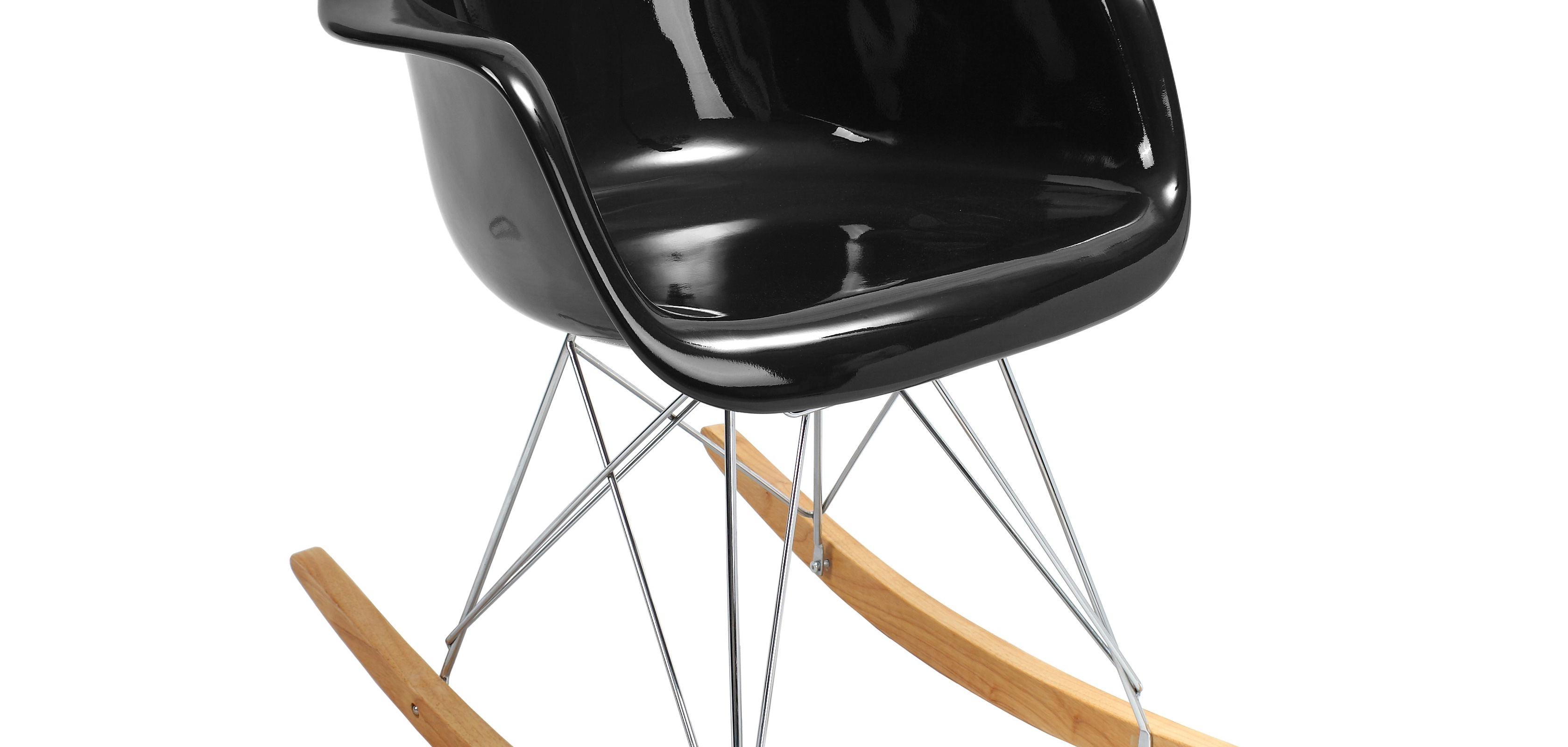 rar schaukelstuhl charles eames style. Black Bedroom Furniture Sets. Home Design Ideas