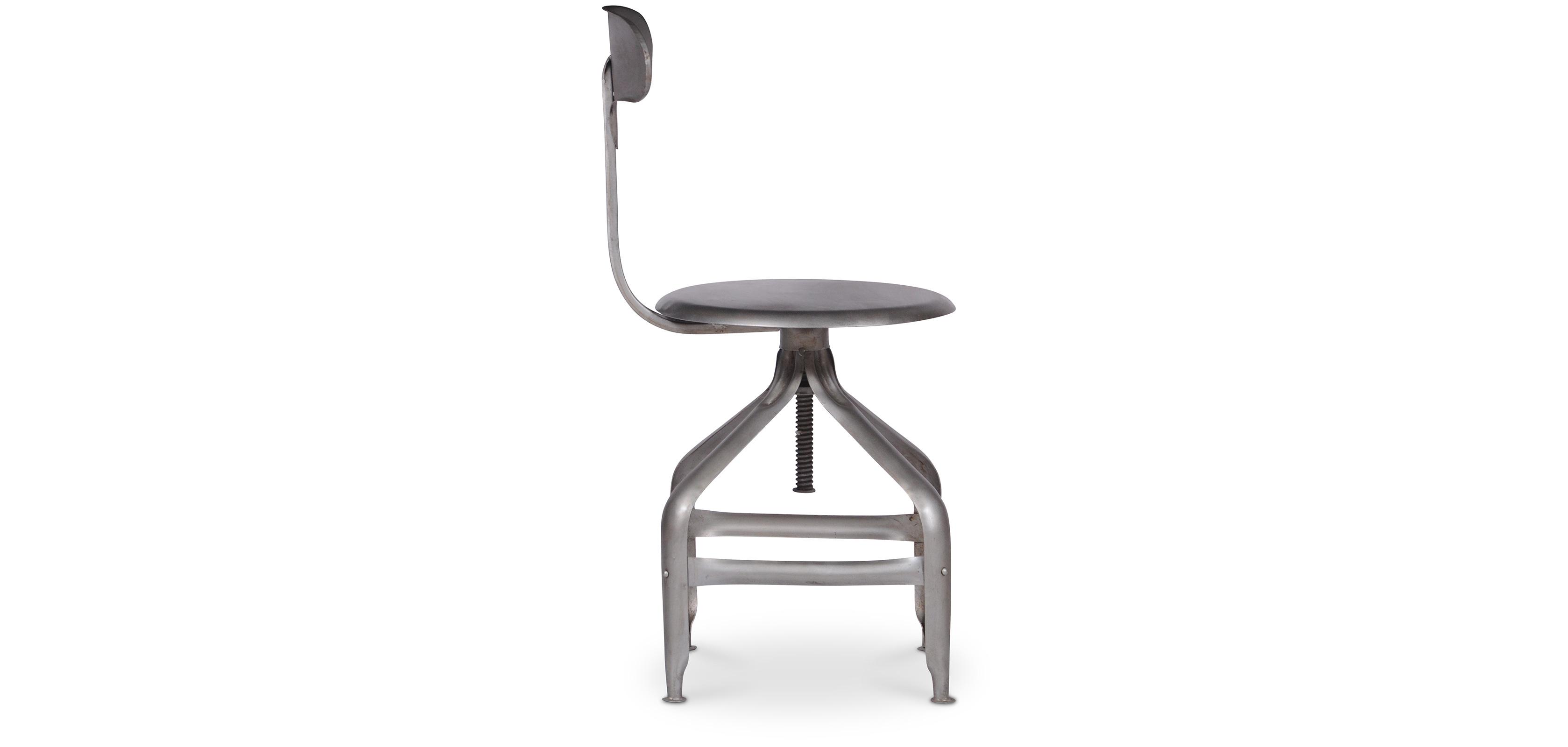 Industrial design stuhl metall for Design stuhl metall
