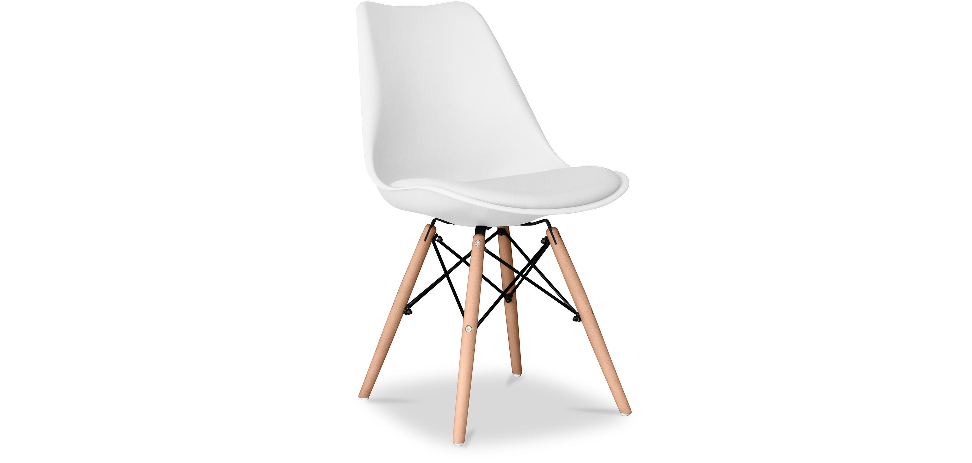 dsw stuhl mit kissen. Black Bedroom Furniture Sets. Home Design Ideas