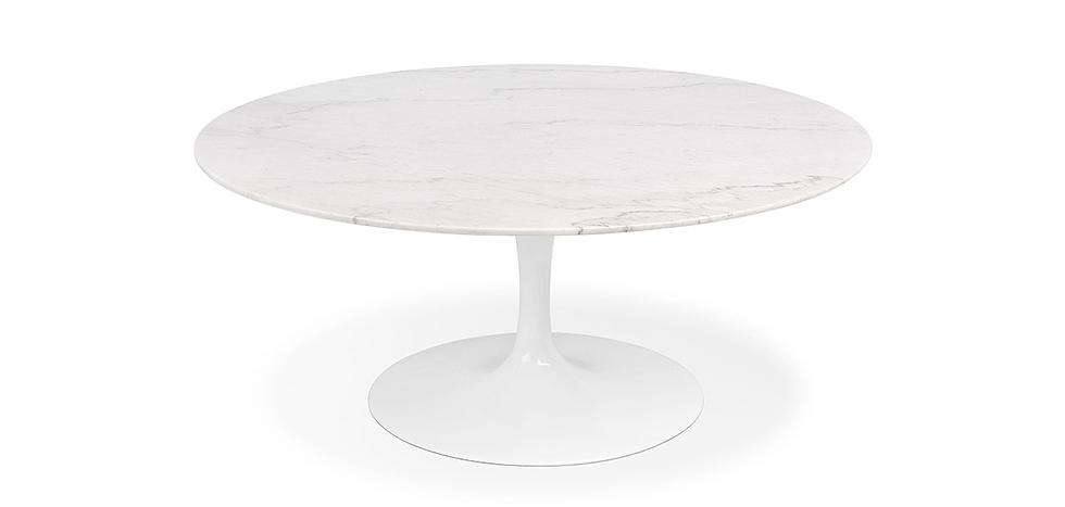 tulip tisch eero saarinen marmor. Black Bedroom Furniture Sets. Home Design Ideas