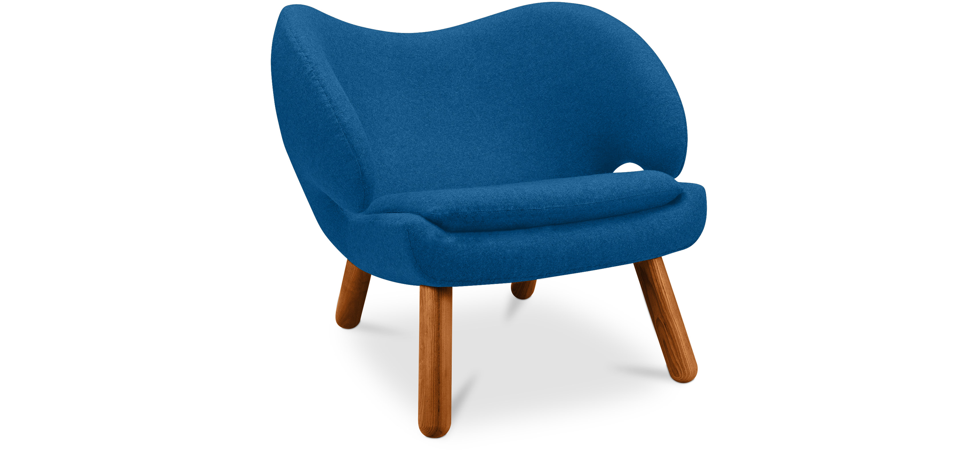 Paloma Skandinavisches Design Sessel - Stoff