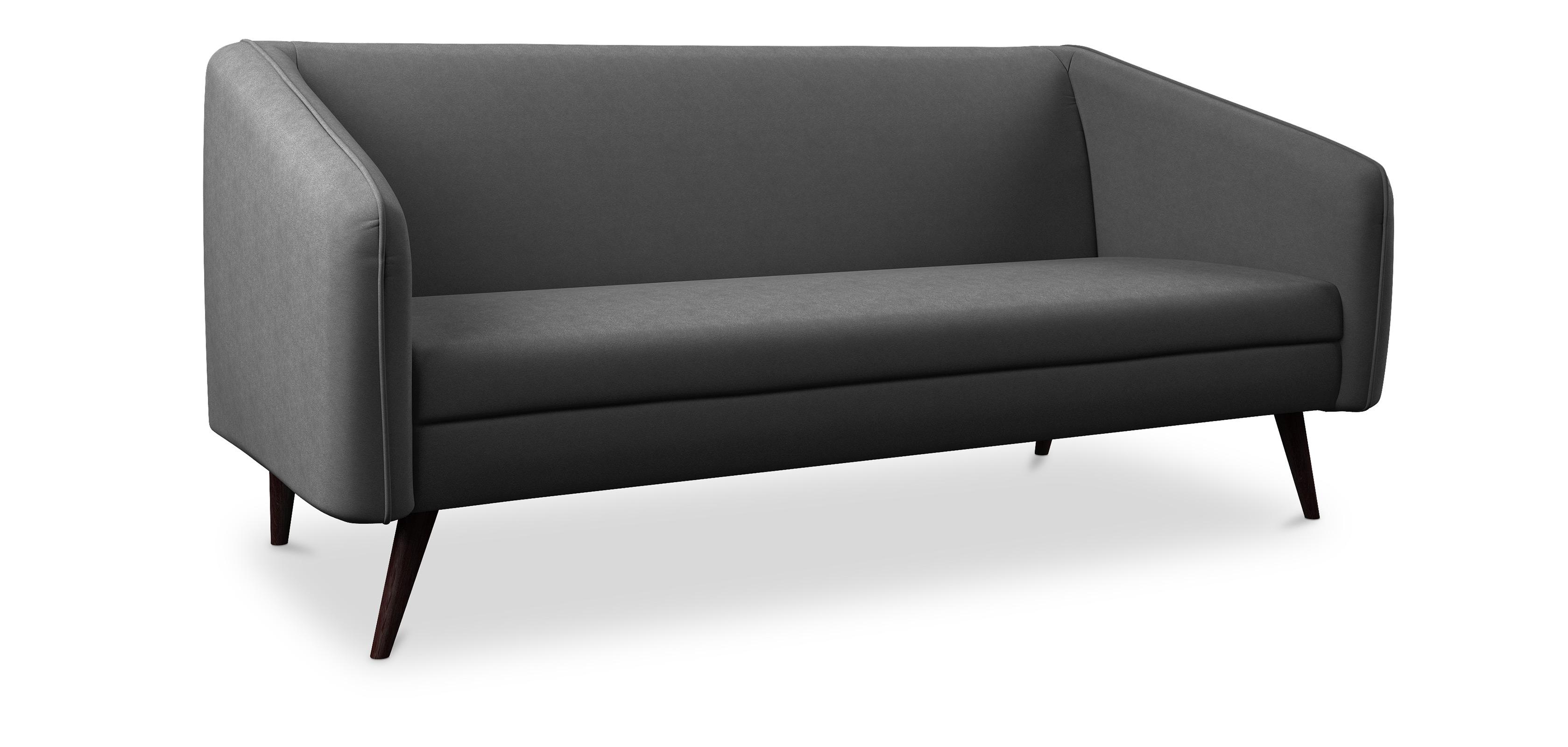modernes 3 sitzer sofa jesper. Black Bedroom Furniture Sets. Home Design Ideas