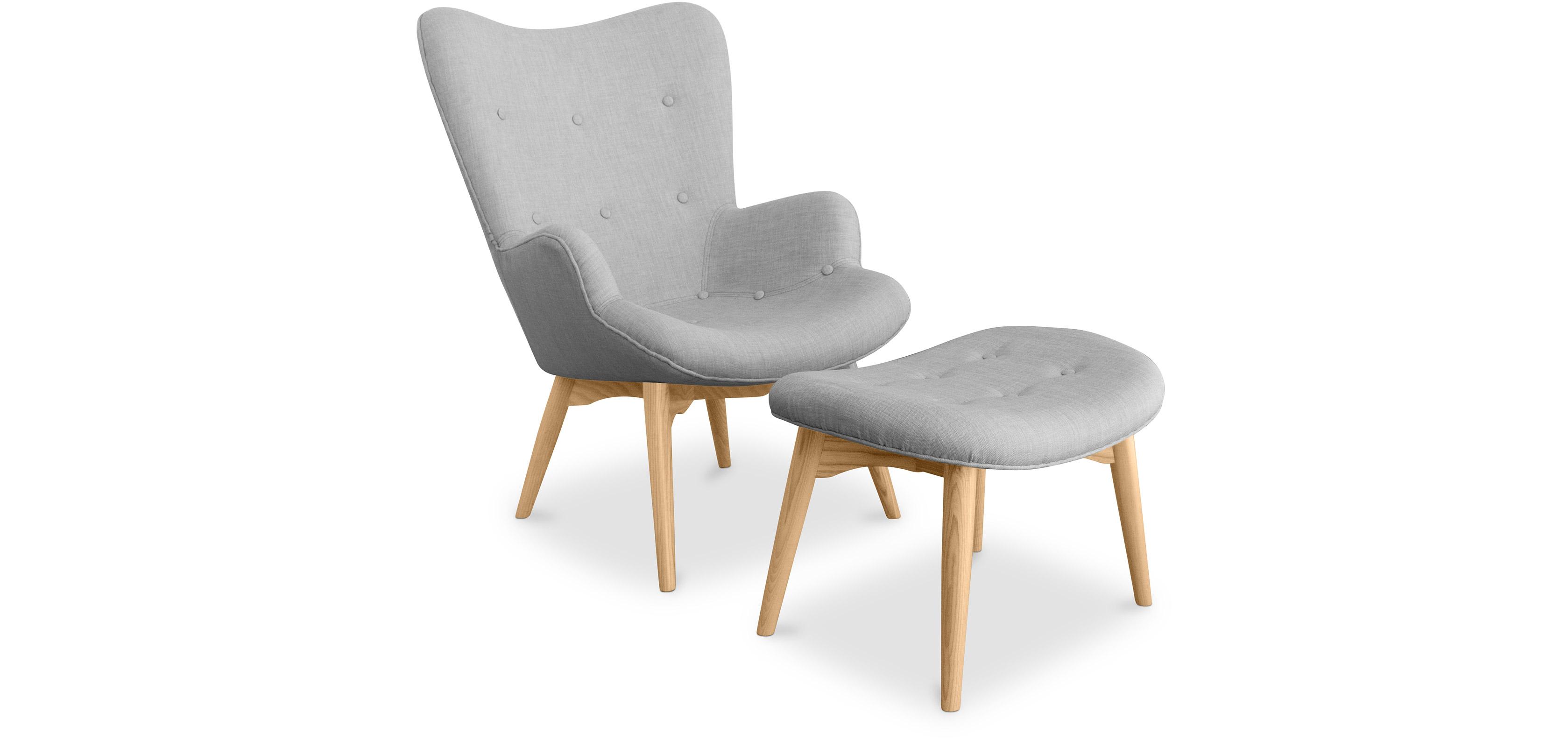Contour Sessel Und Fußbank   Skandinavisches Design   Grant Featherston  Style