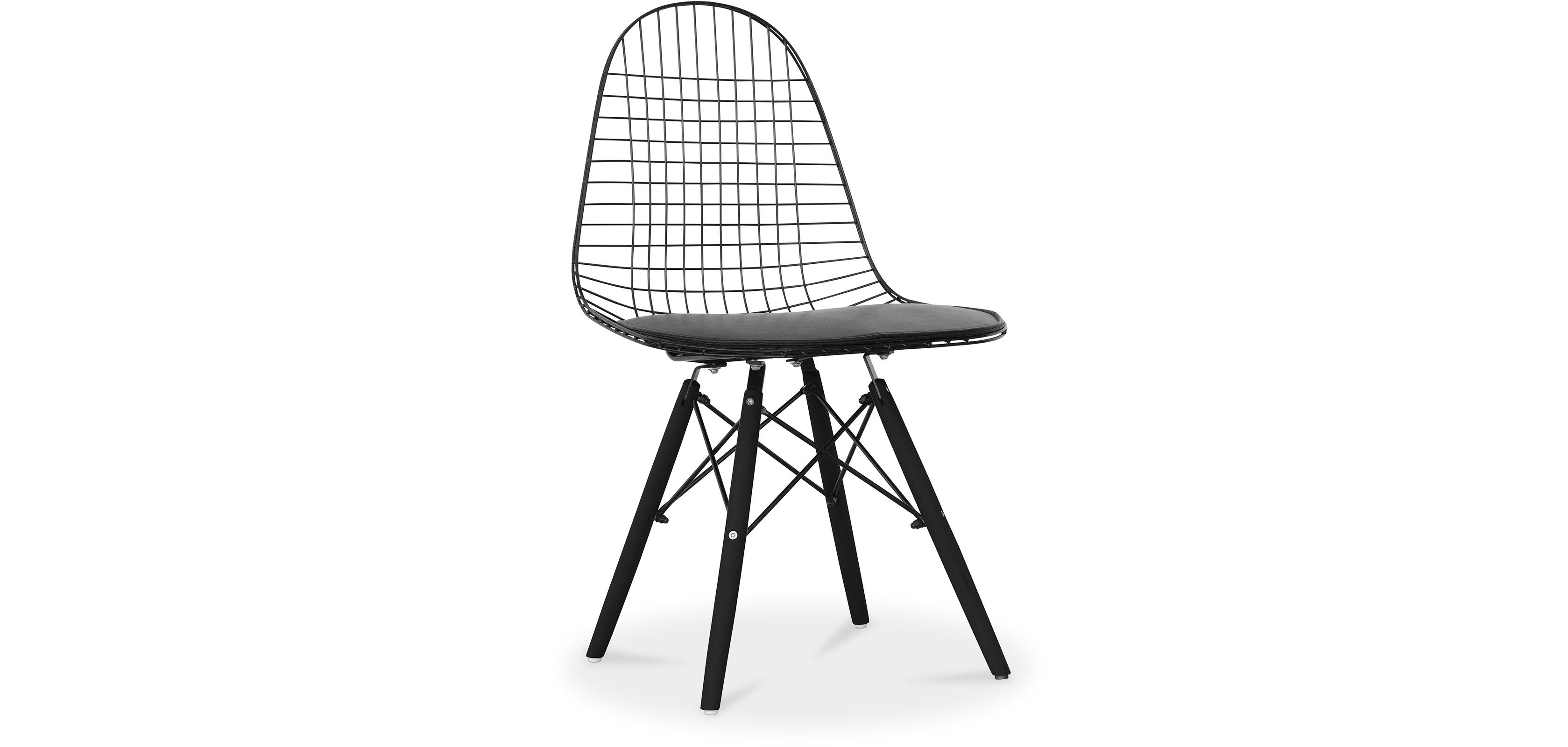 dkw stuhl charles eames. Black Bedroom Furniture Sets. Home Design Ideas
