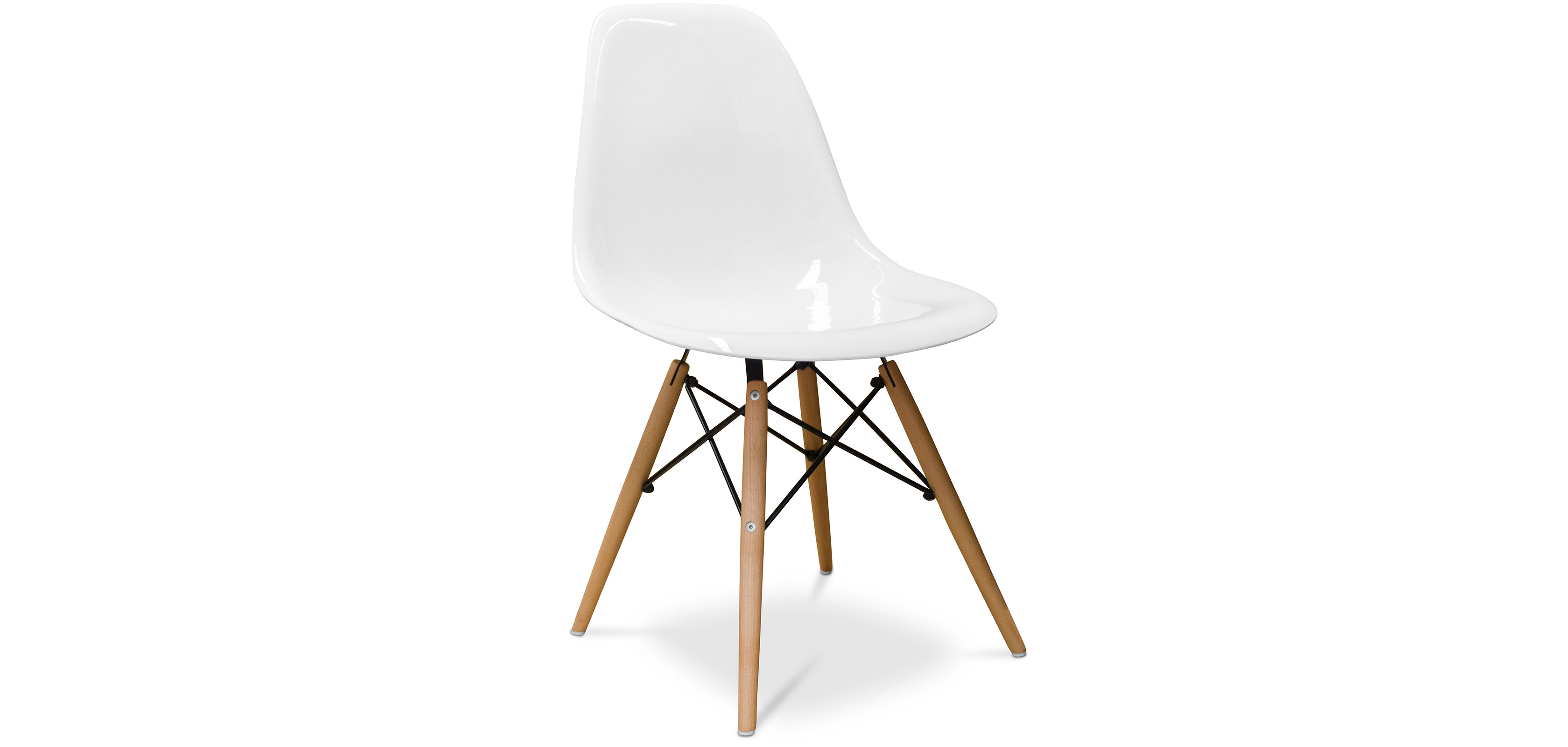 Stuhl dsw best large size of black dsw chair eiffel chair for Vitra tisch replica